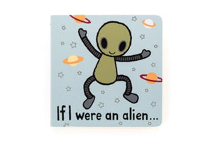 If I Were An Alien - Jellycat