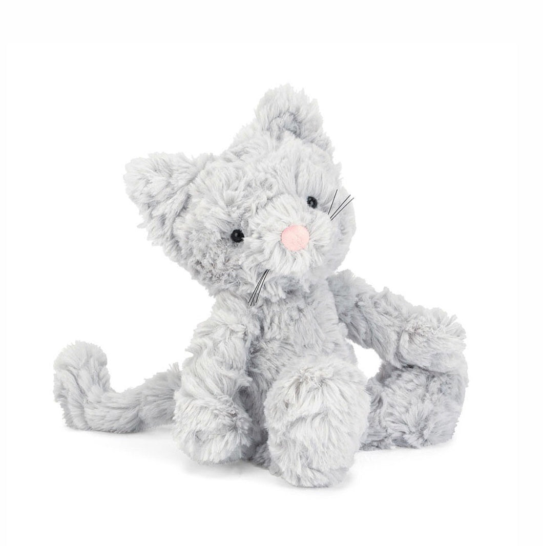 Squiggle Kitty - Jellycat