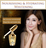 24K Gold Face Cream Whitening Serum