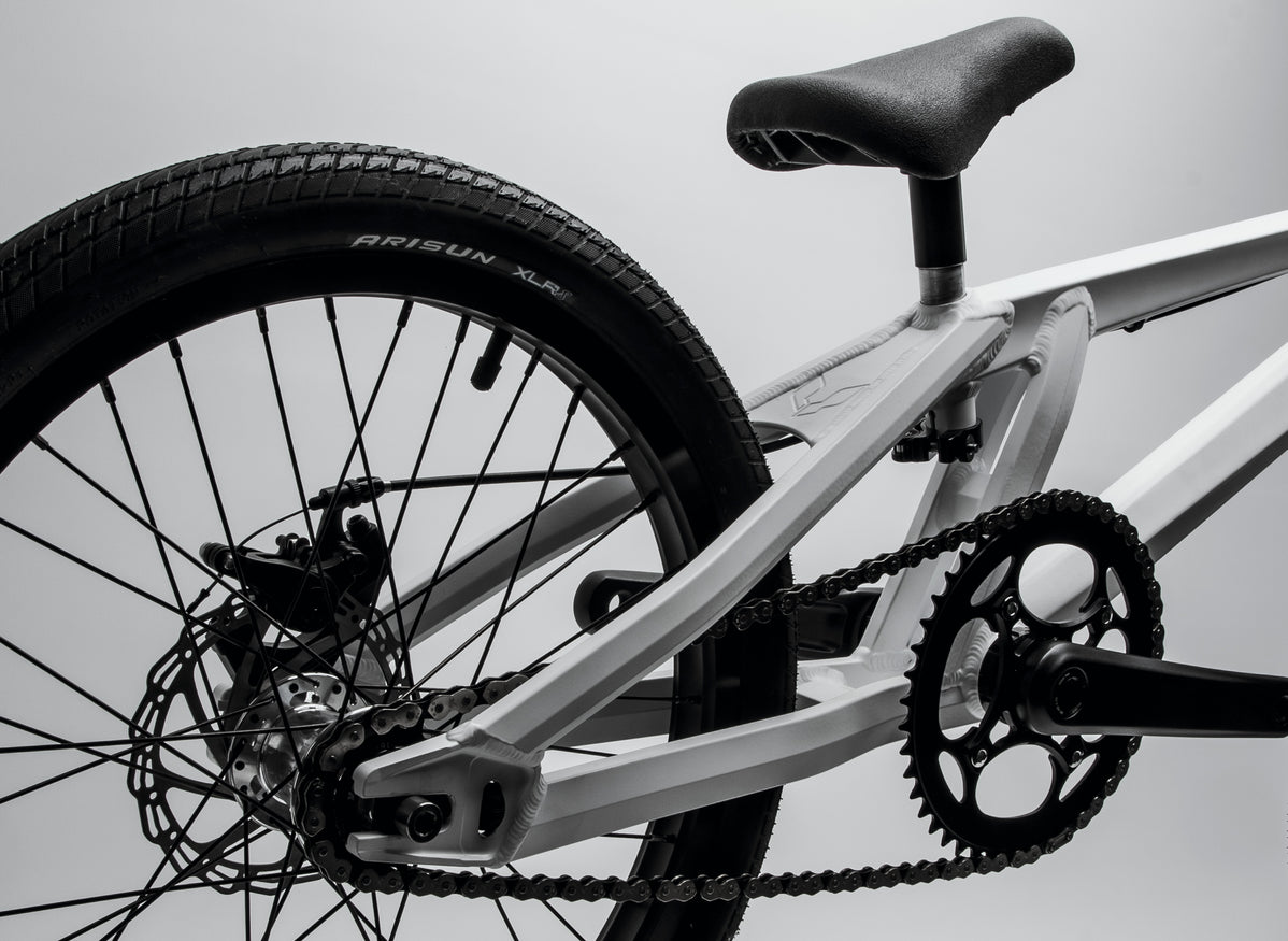 Charming The Most Advanced In Bmx Aluminum