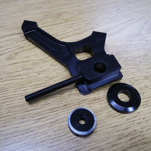 Disc Brake Adapter push style for Thumbwheel Tensioner
