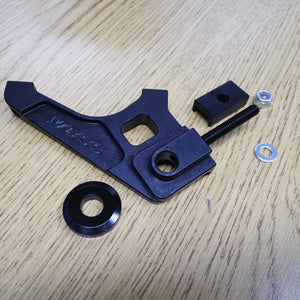 Disc brake adapter - Pull style