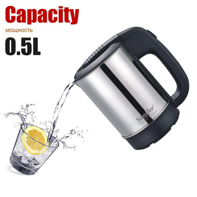 Portable Electric Water Kettle -