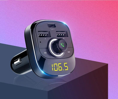 Bluetooth FM Transmitter -