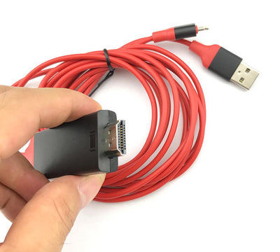 iPhone and android Screen To TV Cable -