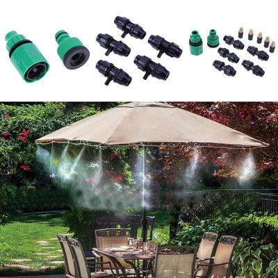 Outdoor Misting System -