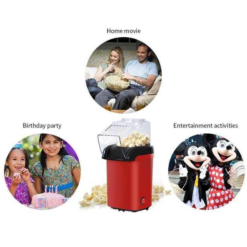 Electric Personal Popcorn maker -
