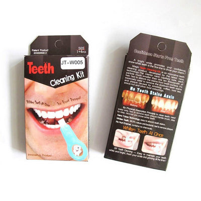 Nano Teeth Whitener Kit -