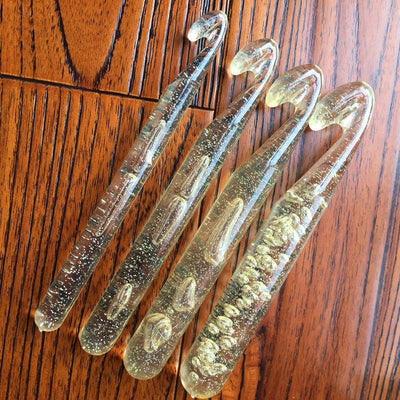 Transparent Craft Knit Crochet Hooks -
