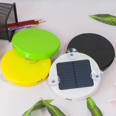 Window Solar Charger - White