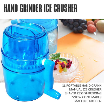 Portable Ice Crusher Machine -