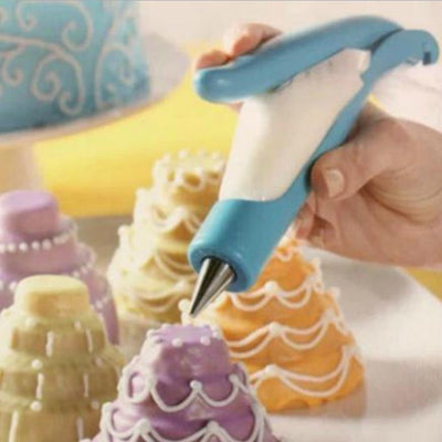 Cake Decorating Pen Tool Kit -