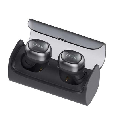 Wireless Bluetooth Earbuds - Dark Gray
