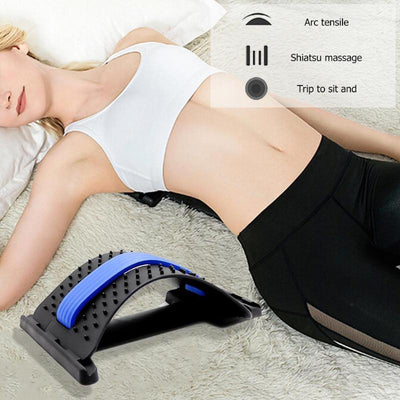 Back Stretch Equipment Massager -