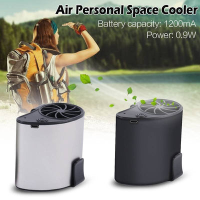 Mobile Air Conditioning Fan -