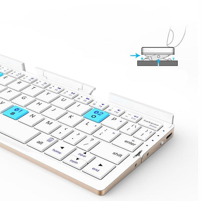 Mini Foldable Keyboard -