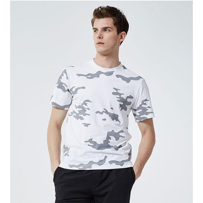 Cotton Short Sleeve T-Shirt -