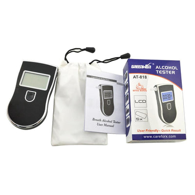 Digital Alcohol Breathalyzer -