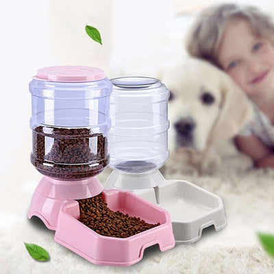 Automatic pet feeder -