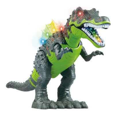 Electric Dinosaur Toy - Green