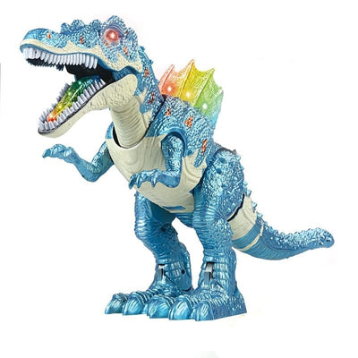 Electric Dinosaur Toy - Blue