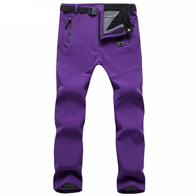 Womens Snow Pants with Fleece Interior -