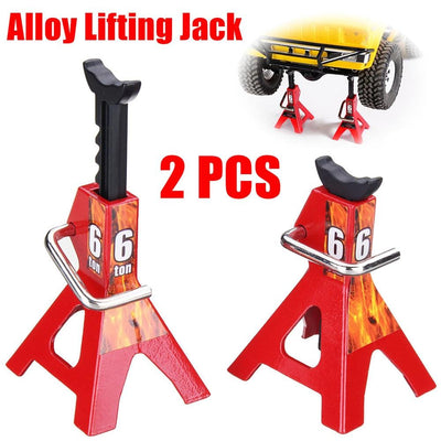 6 Ton Adjustable Car Support  Jack Stands -