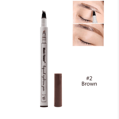 Eyebrow Enhancer Pen - #2 Brown