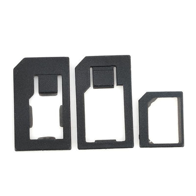 3 in 1 Sim Card Adapter Set