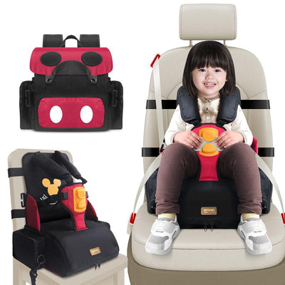 3 in 1 Waterproof Mommy Bag Portable Infant Seat -
