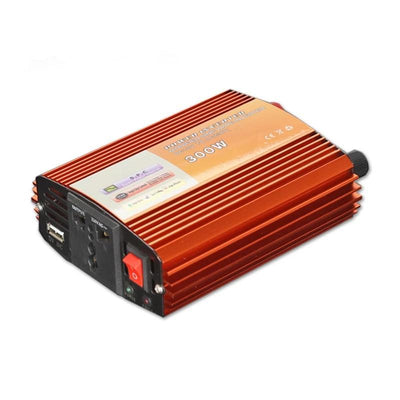 300 Watt Power Inverter DC 12v AC 220v - 12V / 110V 60HZ