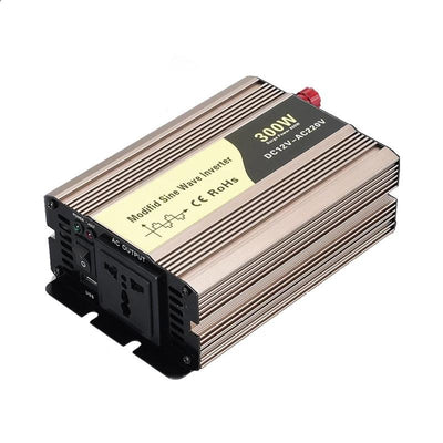 300 Watt Power Inverter DC 12v AC 220v -
