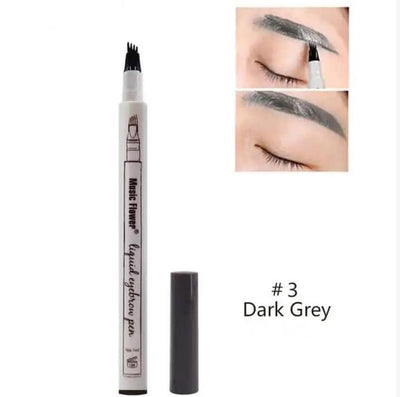 Eyebrow Enhancer Pen - #3 Dark Gray