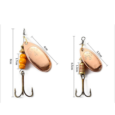 Treble Hook Artificial Lure Bait -
