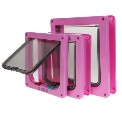 Lockable Pet Flap Door -