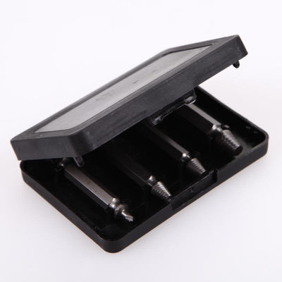 Damaged Screw Extractor Drill Bits -