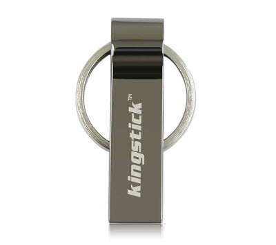 Metal USB 2.0 Flash Memory Stick -