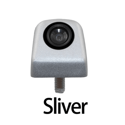 Rear View Backup Waterproof Camera - Silver
