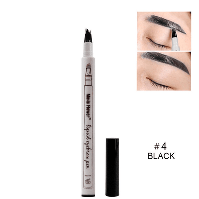 Eyebrow Enhancer Pen - #4 Black