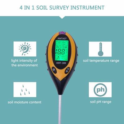 Soil Ph test meter -