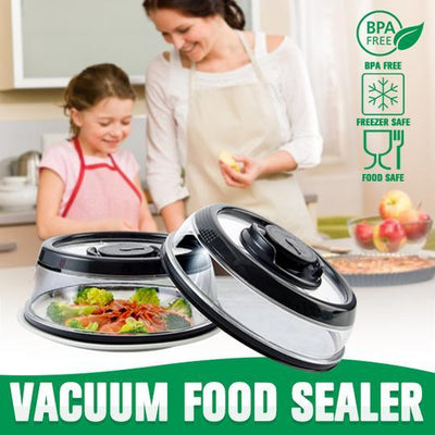 Vacuum Food Sealer - Black