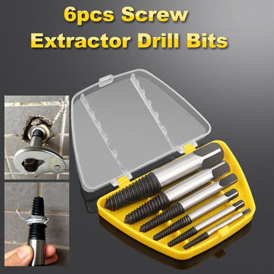 Damaged Screw Bolt Extractor -