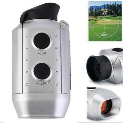 Portable 7x Golf Range Finder -