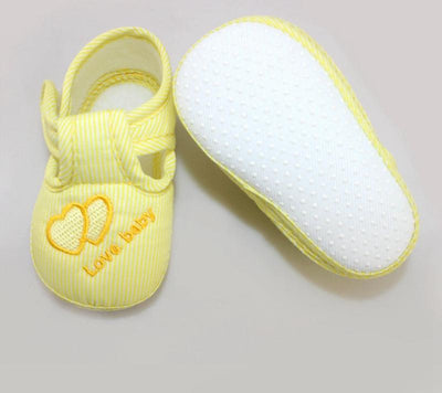Cute Stripes Baby Shoes -