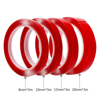 Transparent Double Sided Adhesive Tape -