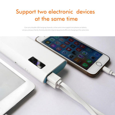 10000mAh Dual-USB Portable Power Bank -