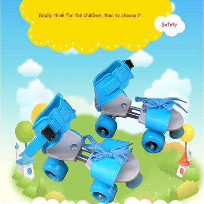Outdoor Kids Roller Skates -