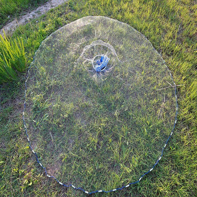 Perfect Circle Fishing Casting Net -