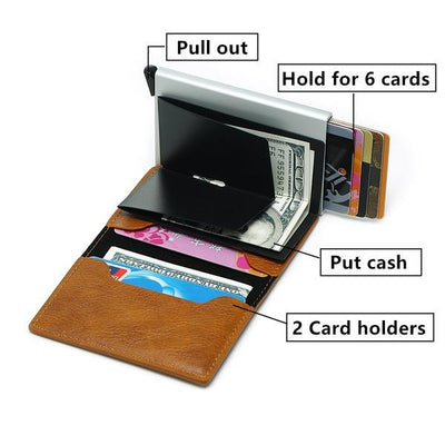Card Holder Wallet -