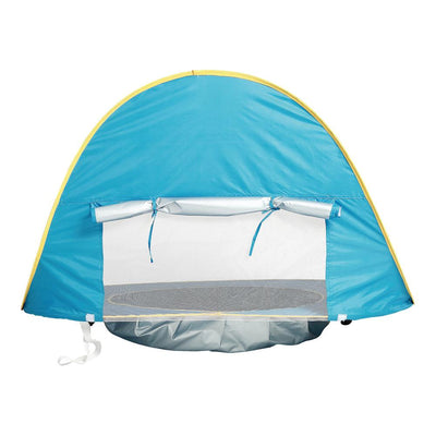 Ultimate Baby Beach Tent with Wadding Pool -
